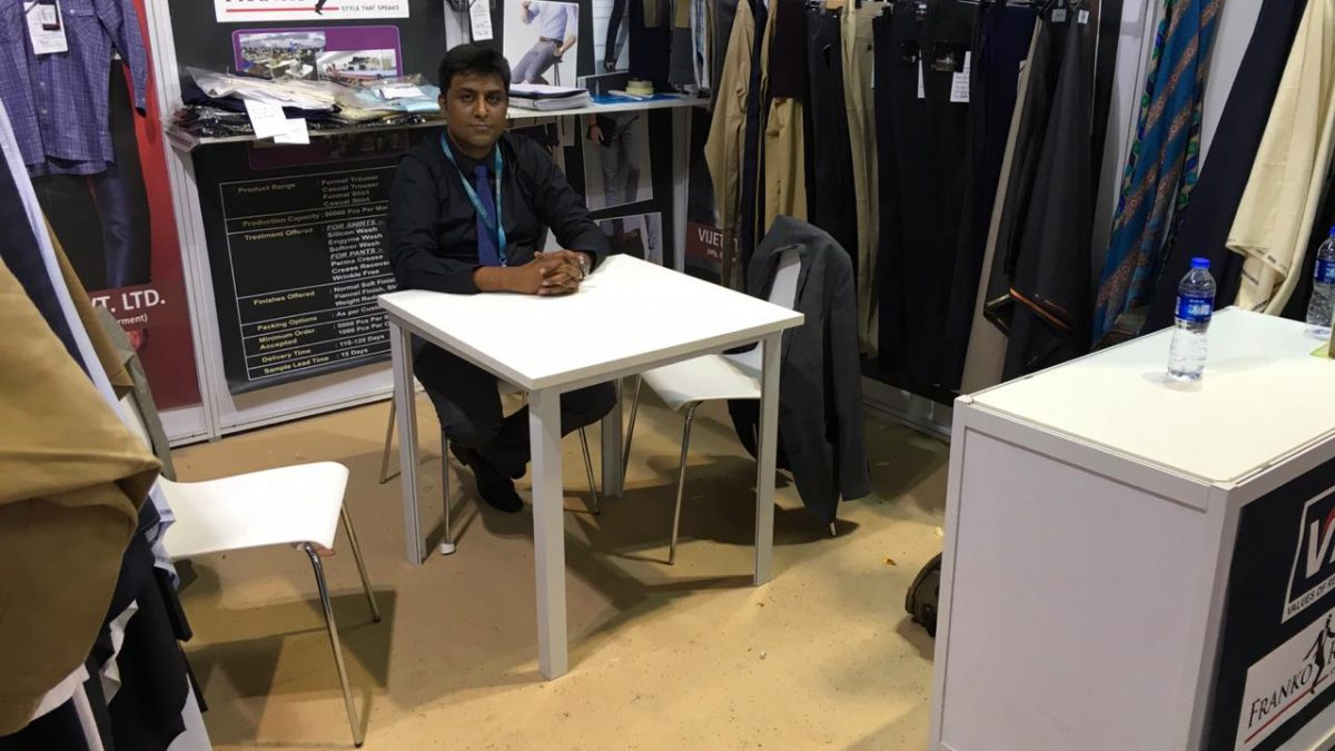 Inter Textile Shanghai Apparel Fabrics 2018 Autumn Exhibition 2018