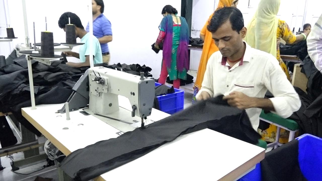 Garment Stitching