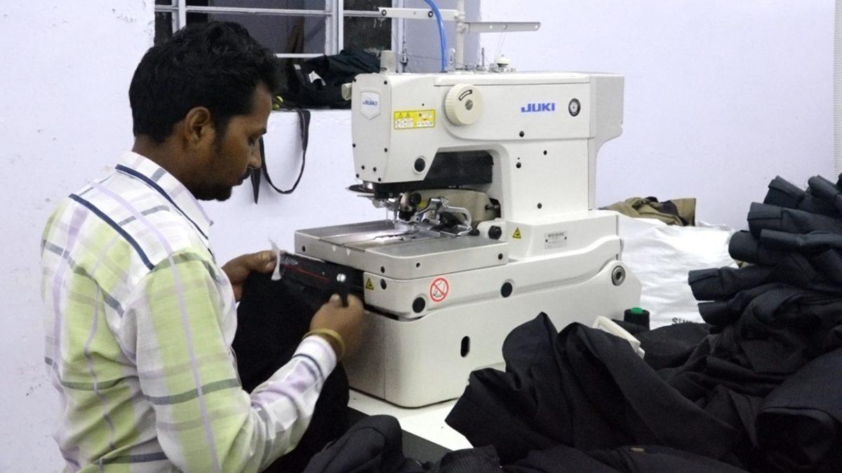 Garmenting